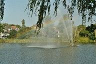 Fountain in Zutphen