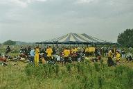 Biketour people at Ecotopia